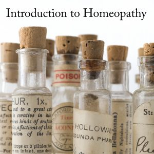 Intro to Homeopathy: The Perfect Starting Point